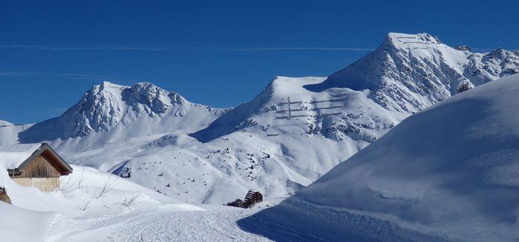 Alpen czyli szusowanie po alpejskich stokach