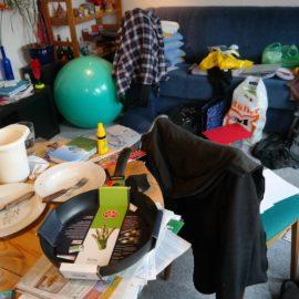 Jak David Allen posprzątał mi mieszkanie