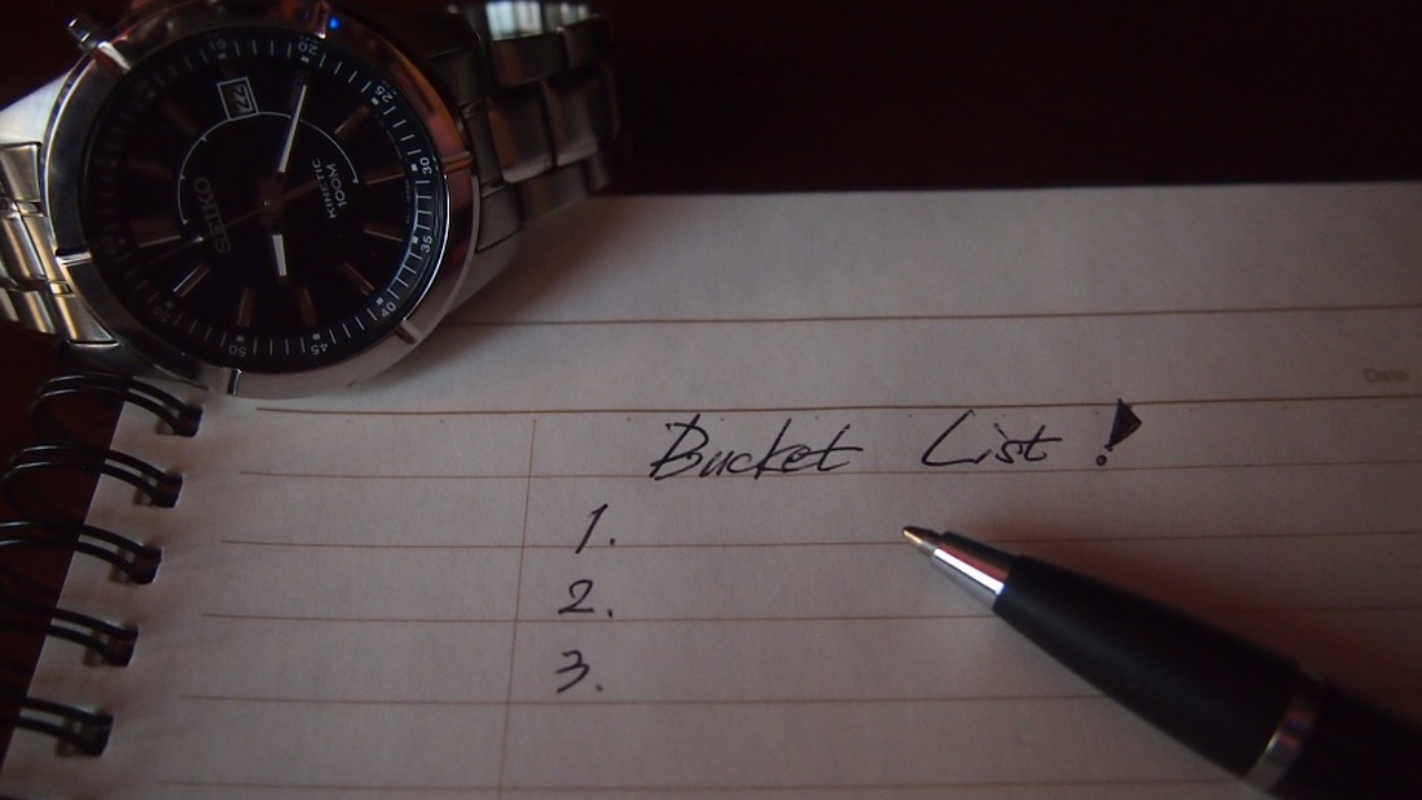 bucket lista